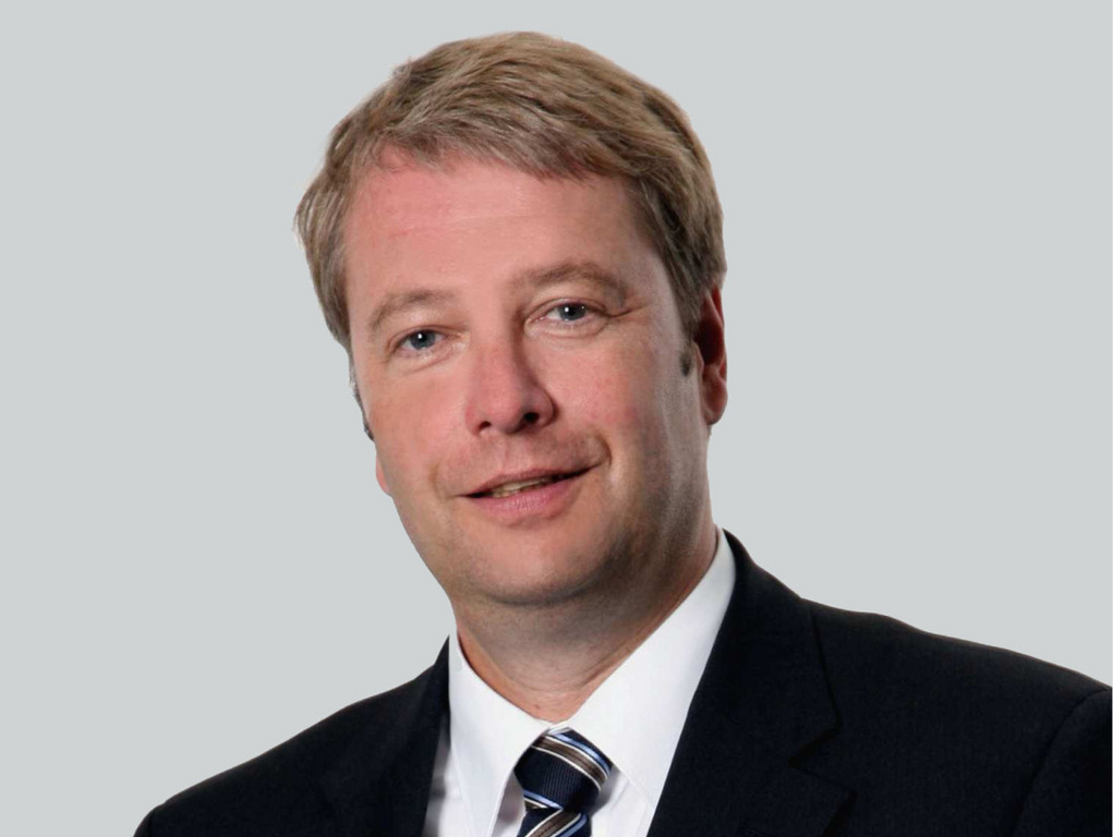ZF: Stefan Sommer Nachfolger von Hans-Georg Härter
