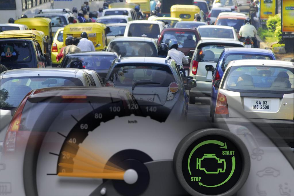 iner Helfer, große Wirkung: Start-Stopp-Systeme können Autofahrern bares Geld sparen.