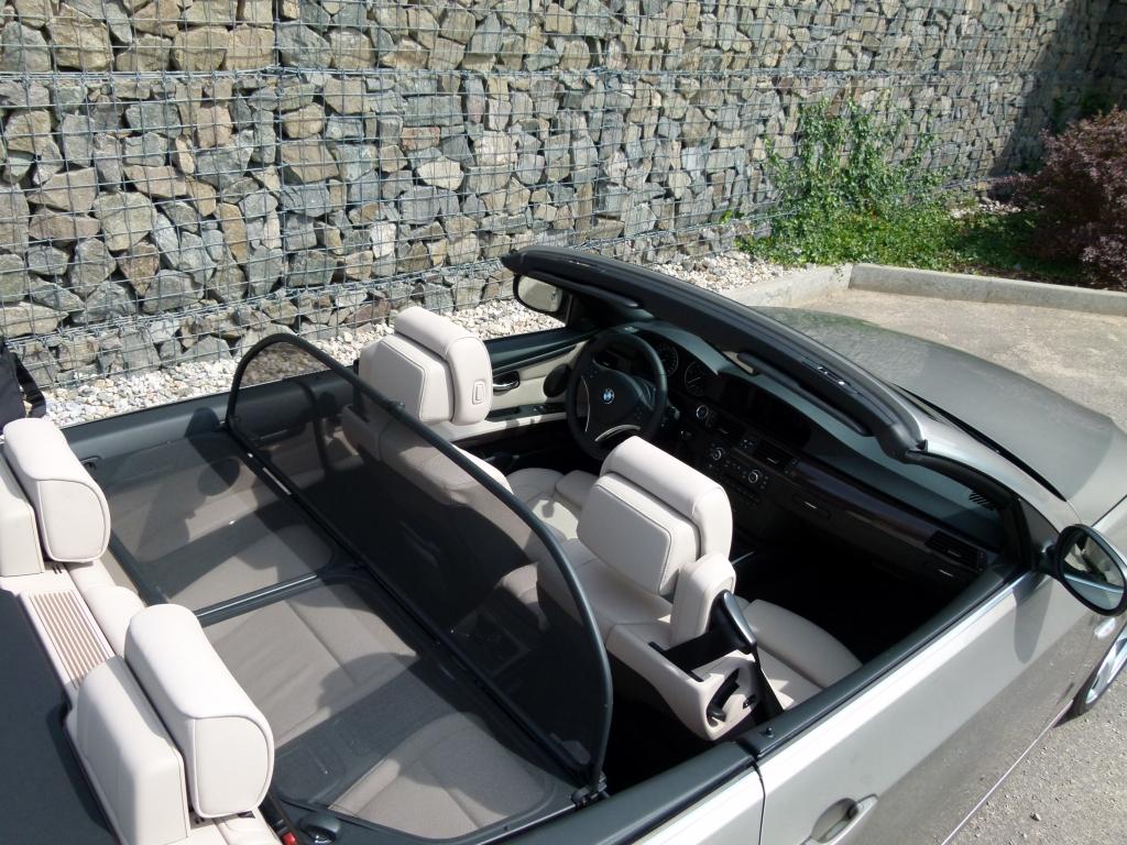 //// Testbericht BMW 320d Cabrio: Der Glam-Faktor