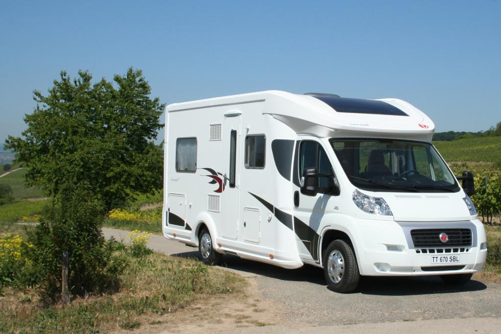 Über 100 000 Neuzulassungen auf dem europäischen Caravanmarkt