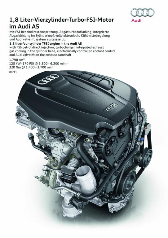1.8 TFSI von Audi.