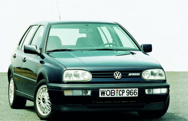 125 Jahre Automobil: Der Volkswagen Golf III wurde zum Vorreiter