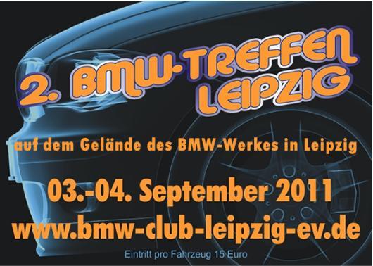 2. BMW-Treffen im BMW-Werk Leipzig