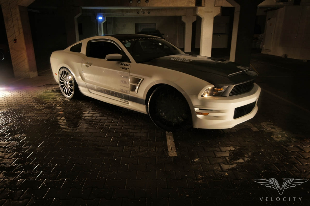 2011 Ford Mustang GT Velocity Edition: US-Sportscar mit 525 PS