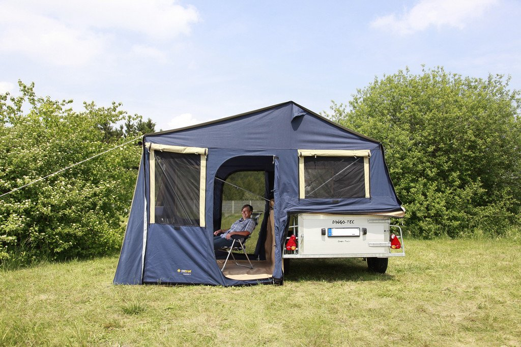 3Dog Camping Traildog.