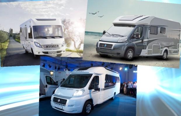 50. Caravan Salon: Des Reisemobils blühende Neuheitenpracht