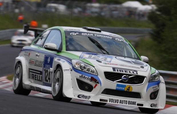 6h-Rennen Nürburgring: Heico Sportiv zieht mit Volvo C30 T5 positive Bilanz