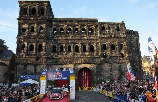 88 Teams starten bei Rallye-Weltmeisterschaft rund um Trier