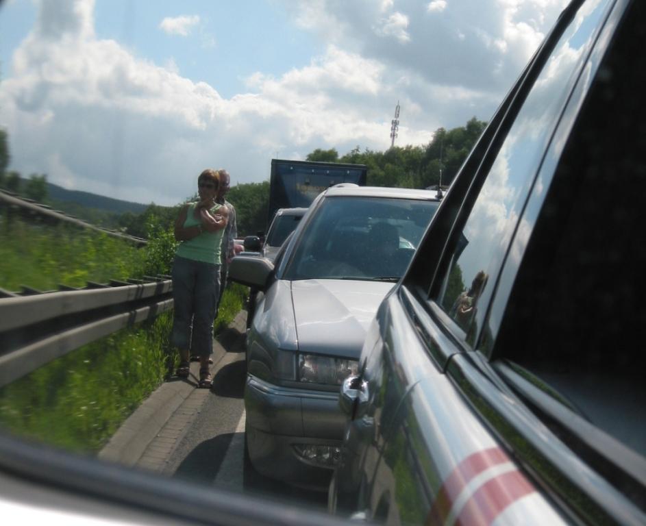 ACE: Rückreisewelle führt zu Staus