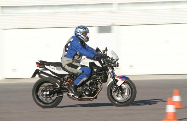ADAC: Bremsverhalten vieler Motorräder bleibt kritisch