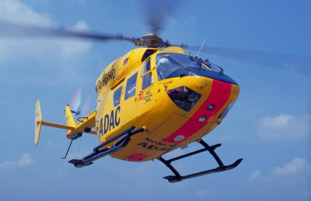 ADAC-Rettungshubschrauber flogen über 23 000 Einsätze