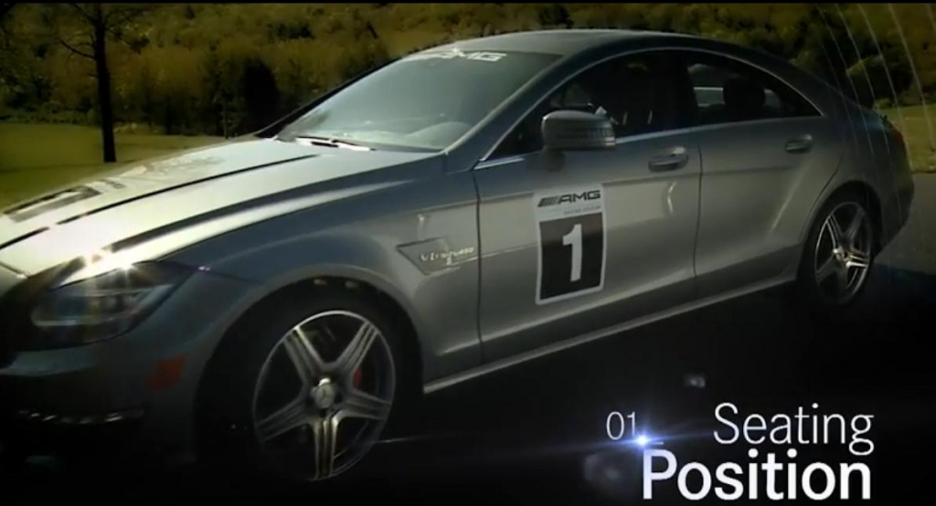 AMG Driving Academy jetzt auch per Video