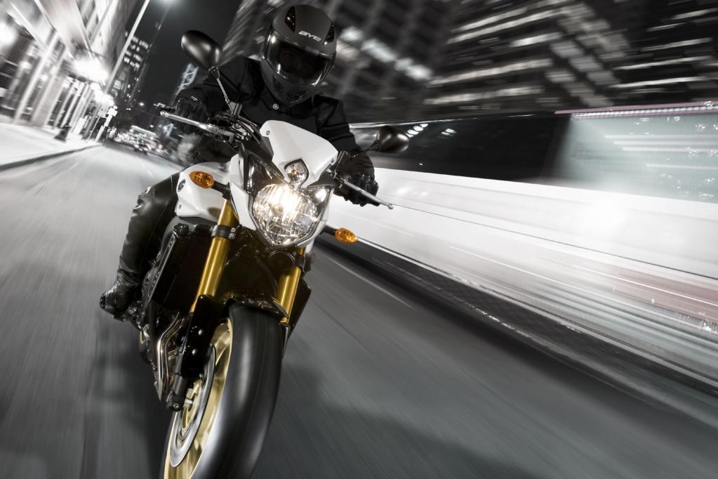 Ab 7 595 Euro ist die FZ8 von Yamaha zu haben.