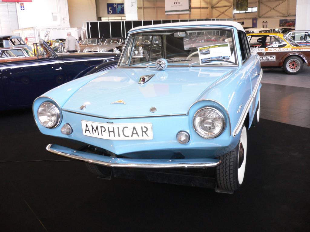 Amphicar.