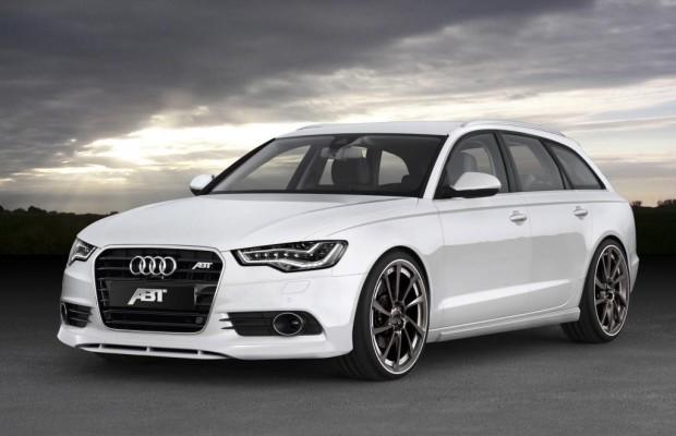 Audi ABT AS6 Avant - Allgäuer Edellaster