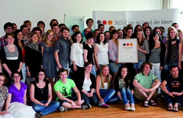Audi-Jugendchorakademie steht zur Wahl für beliebtesten