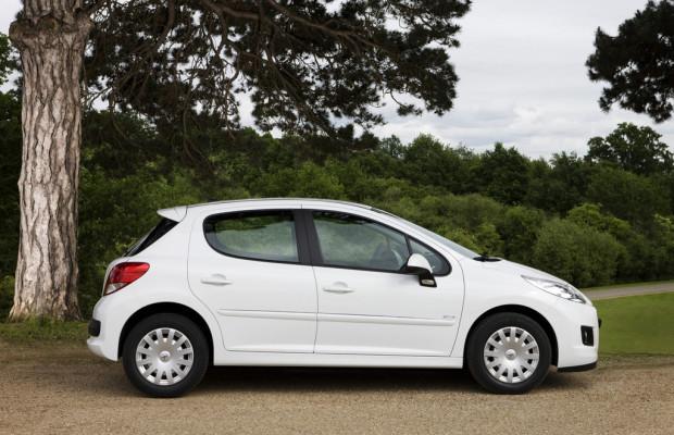 Aus dem Peugeot 207 99G wird der 98G