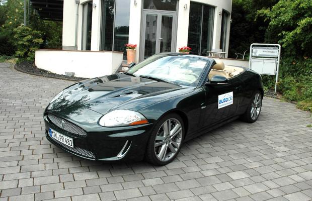 Auto im Alltag: Jaguar XKR Cabrio