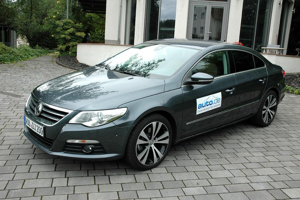 Auto im Alltag: VW Passat CC Diesel