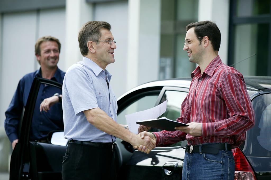 Autofinanzierung - Räder auf Raten