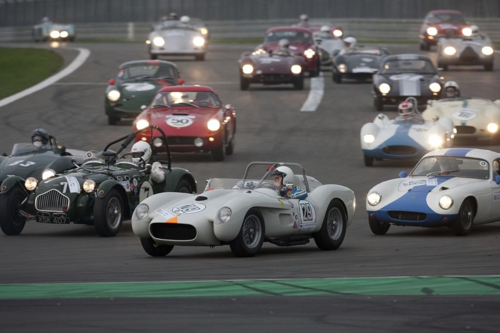 AvD-Oldtimer-Grand-Prix wieder mit buntem Starterfeld