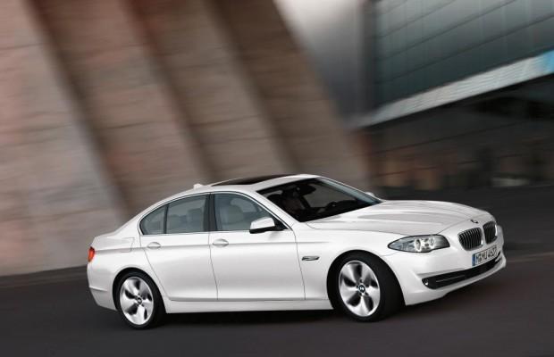 BMW 520d Efficient Dynamics Edition - Sparen mit Stil