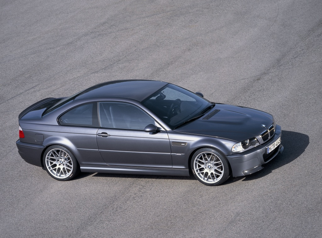 BMW M3 E46 CSL 2003