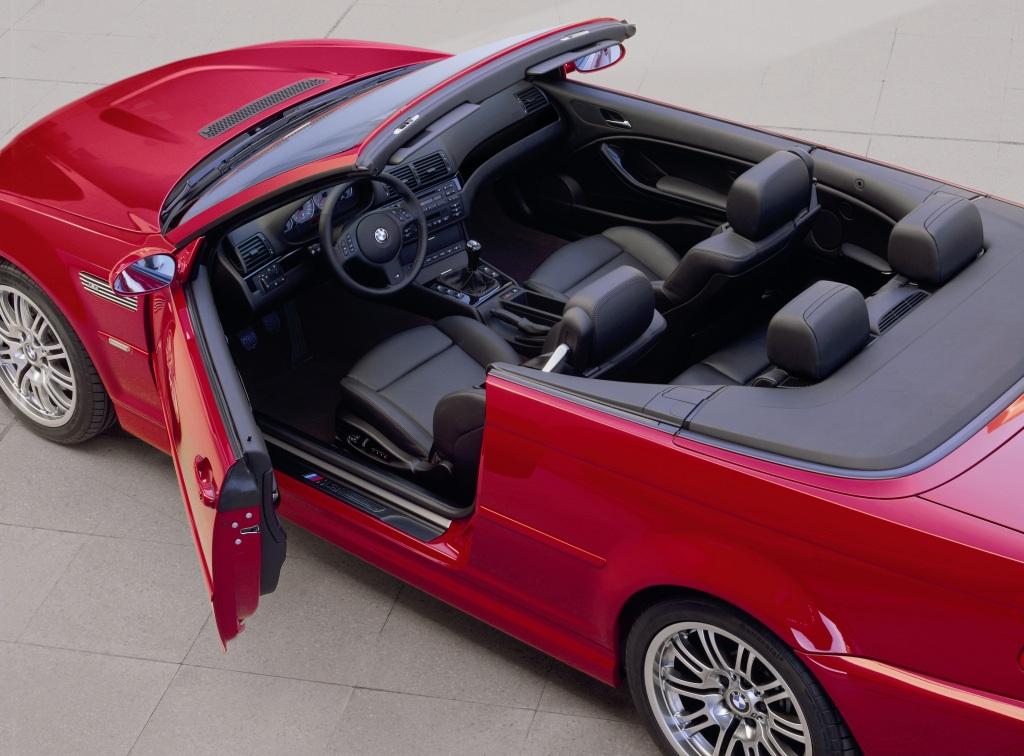 BMW M3 E46 Cabrio 2002