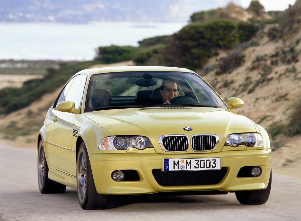 BMW M3 E46 Coupe 2000