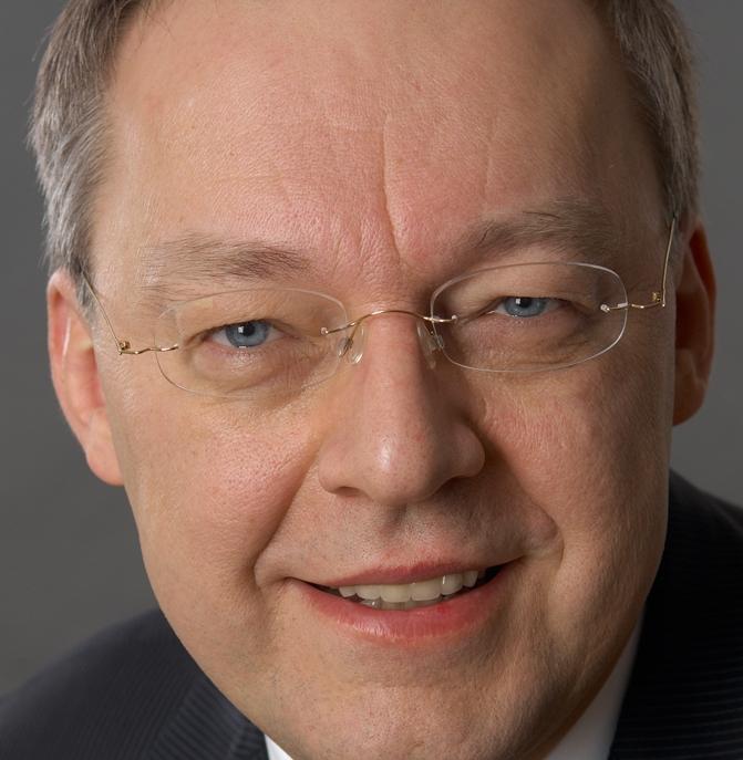 Bayerlein Vorstandschef beim TÜV Rheinland