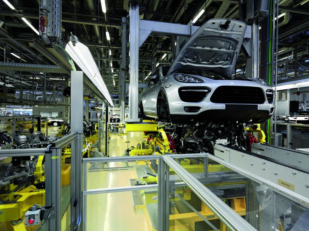 Bei Porsche brummt der Laden – Leipzig wird zum größten Produktionsstandort ausgebaut