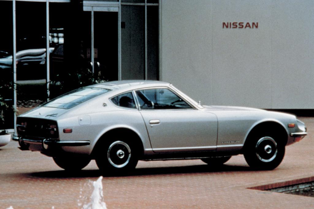 Bis heute tragen Nissan Sportwagen in Europa den Buchstaben Z im Namen