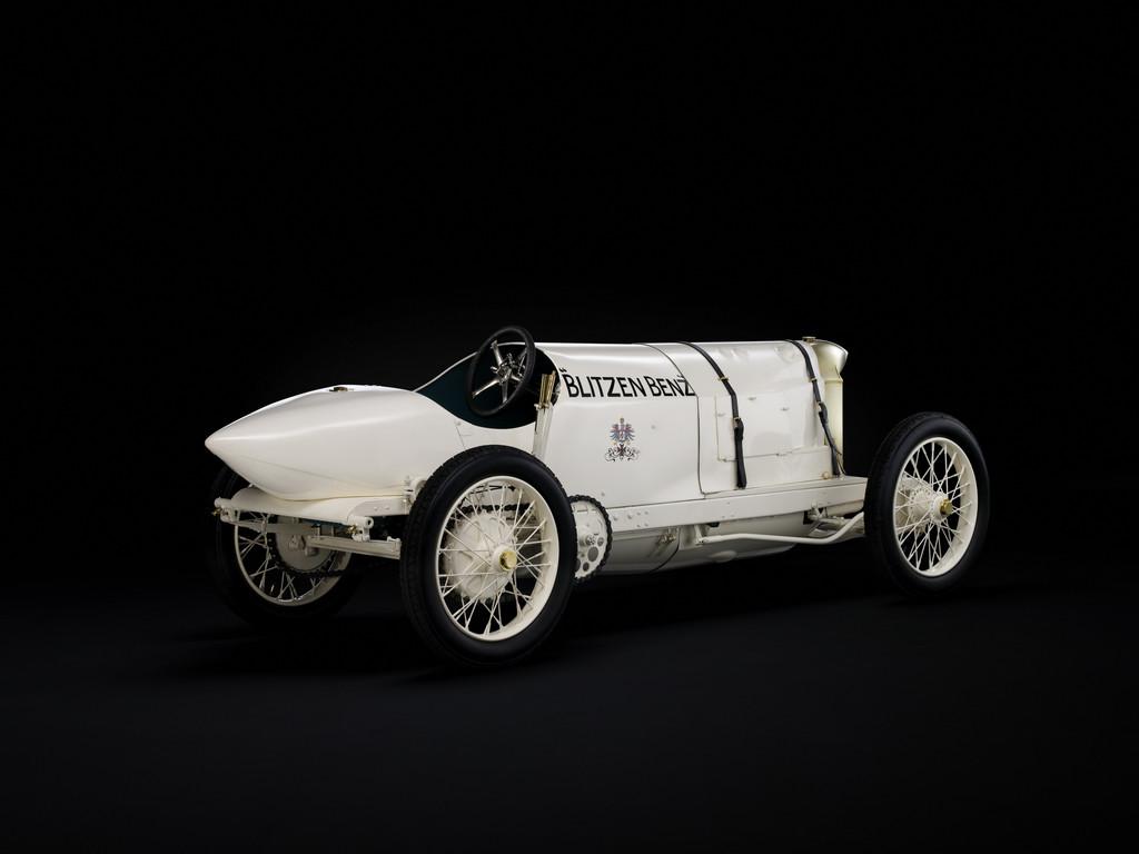 Blitzen-Benz (1909).
