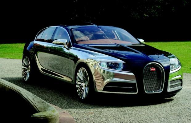 Bugatti Galibier - Limousine statt Sportwagen