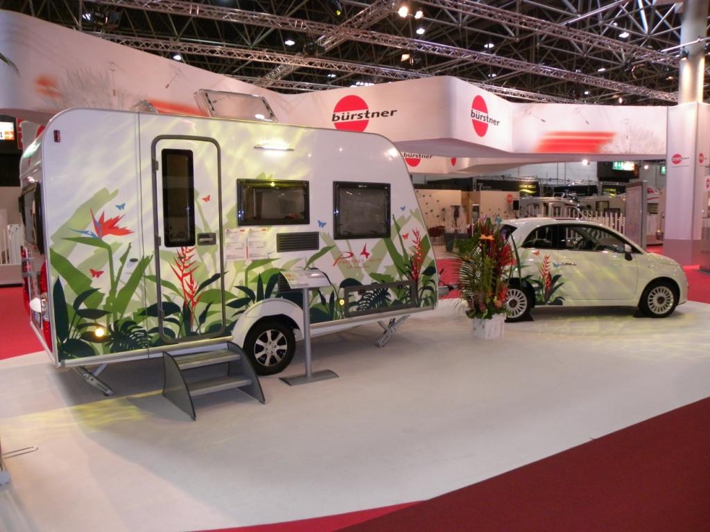Caravan Salon 2011: Downsizing erreicht die Freizeitfahrzeuge