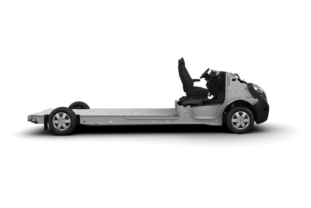 Caravan-Salon 2011: Renault setzt auf Vielseitigkeit des Master
