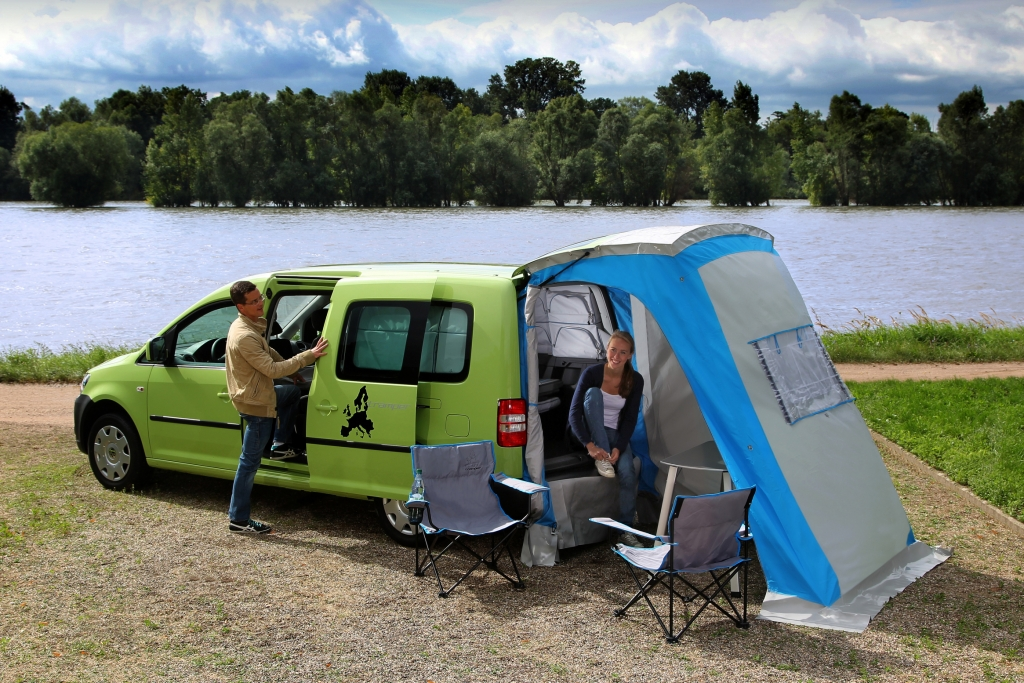 Caravan-Salon 2011: Volkswagen feiert Erbe und Erfolge