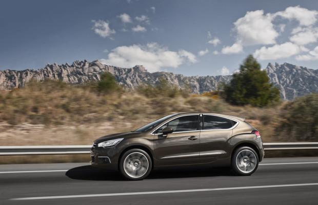 Citroën DS4 erhält gute Restwertprognosen