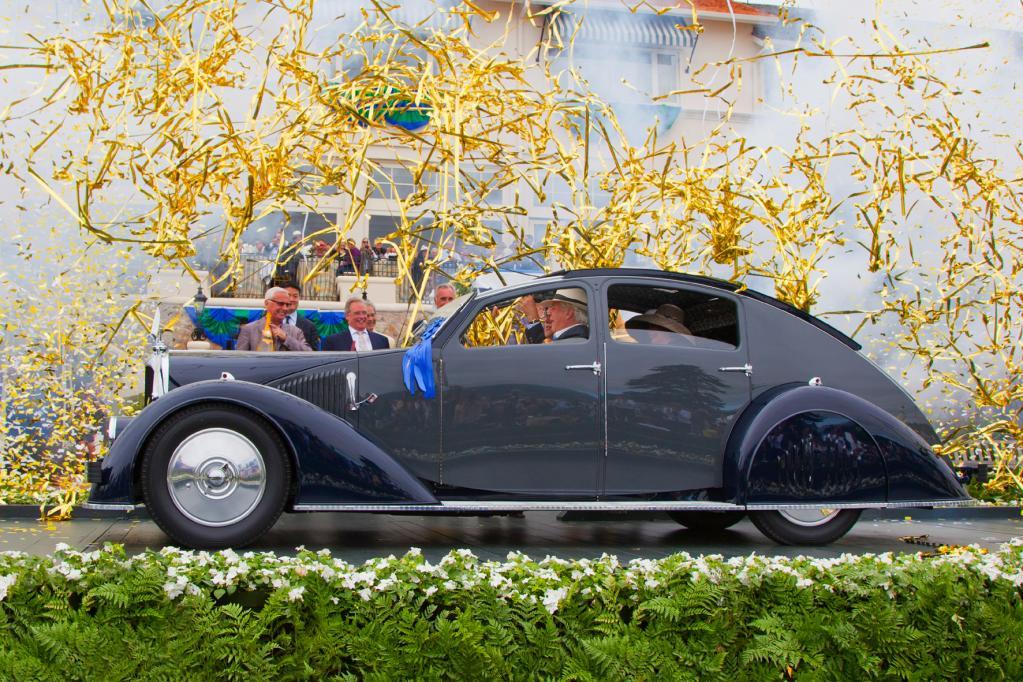 Concours d'Elegance Pebble Beach: Automobile Höchstkultur