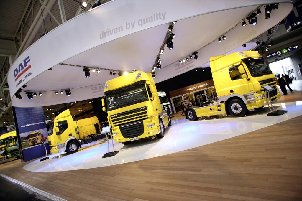 DAF Trucks erwirbt Minderheitsbeteiligung an Tatra