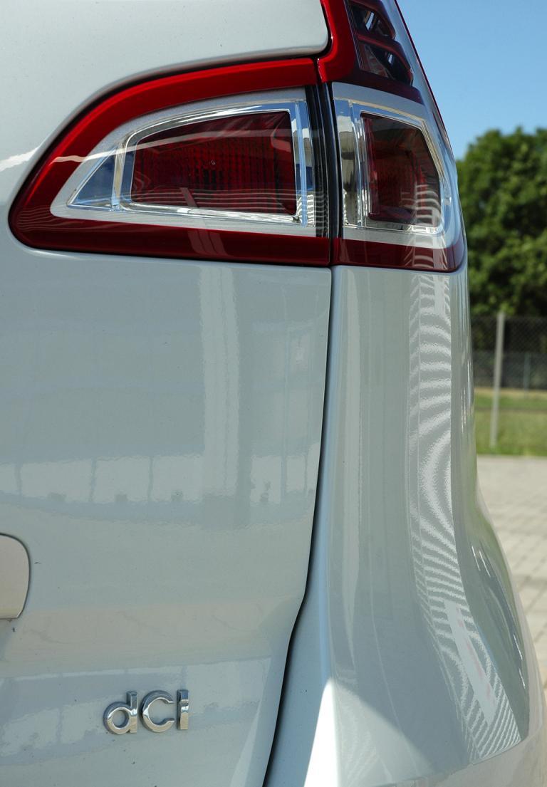 Das Kürzel dCi steht bei Renault für die Dieselmotorisierungen.