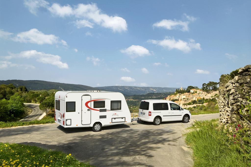 Der Bürstner Premio verfügt nun über einen neuen Boden, der den Caravan haltbarer und standfester machen soll.