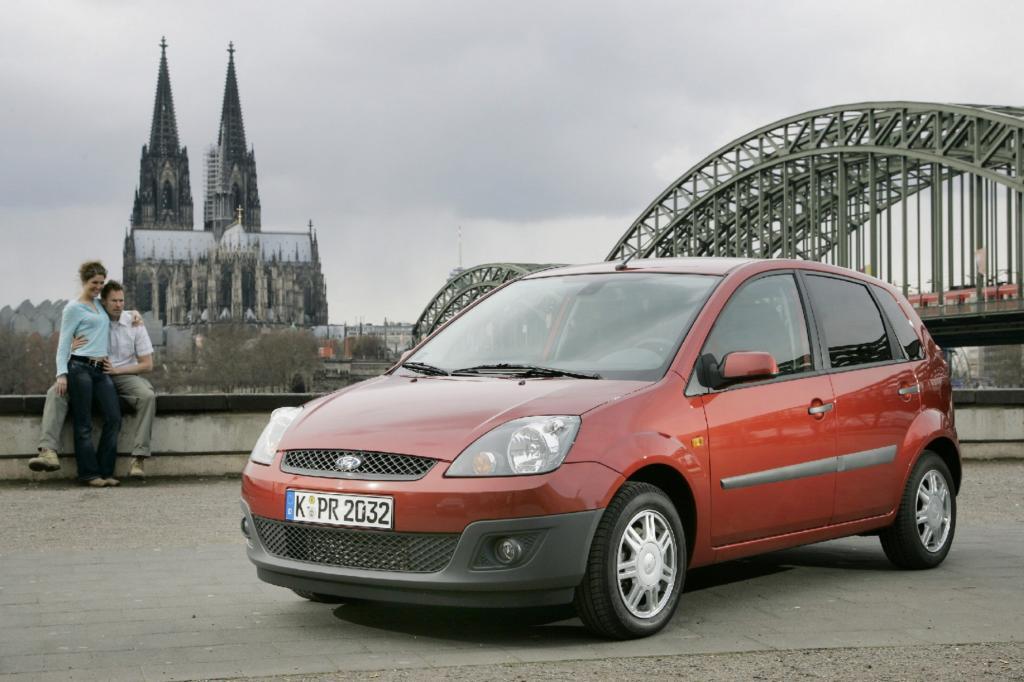 Der Ford Fiesta überzeugt mit agilem Fahrwerk