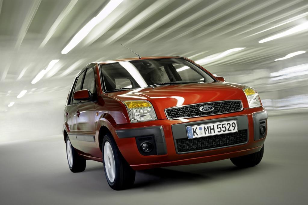 Der Ford Fusion ist alt, aber zuverlässig