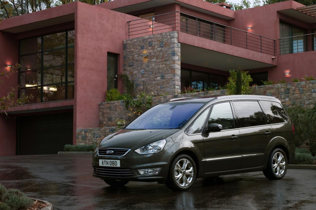 Der Ford Galaxy gehört zu den Klassikern unter den Vans