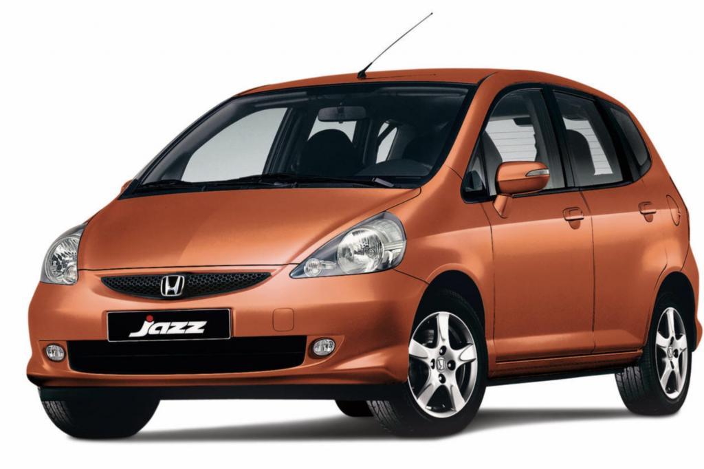 Der Honda Jazz ist besonders flexibel