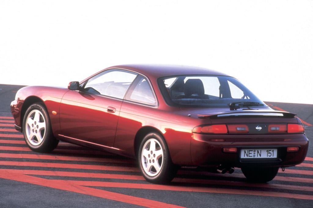 Der Nissan 200SX von 1994