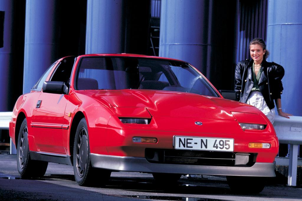 Der Nissan 300ZX Turbo von 1989