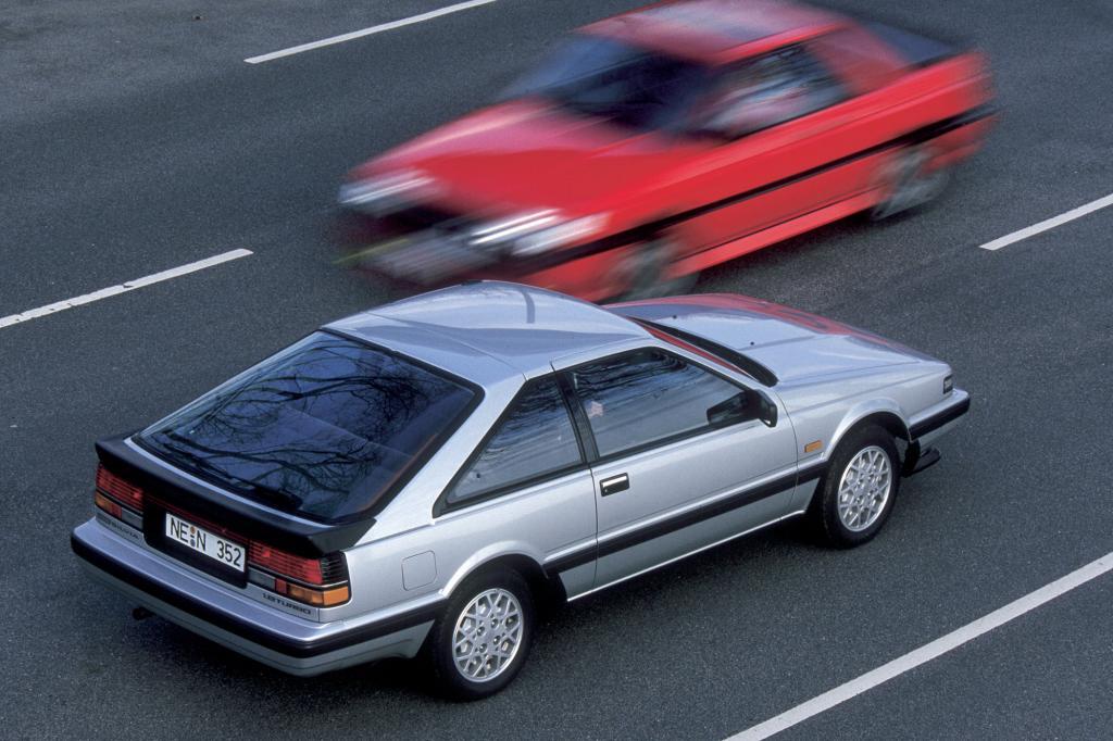 Der Nissan Silvia von 1984