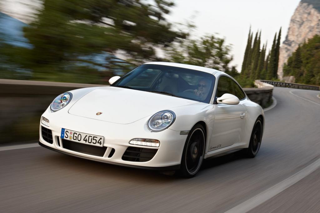 Der Porsche 911 GTS ist der stärkste der Carrera-Modelle